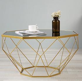 Cách chọn và sắp xếp bàn trà chung cư cao cấp tuyệt đẹp