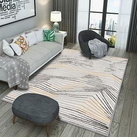 Gia chủ mệnh Kim và gợi ý chọn thảm trang trí phòng khách đẹp