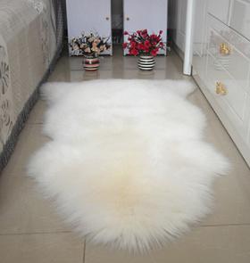 Thảm lông cừu phòng khách có đặc điểm gì?