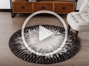 Thảm tròn Đức