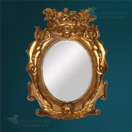 Gương trang trí cổ điển