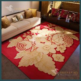 Thảm trải sofa Batak