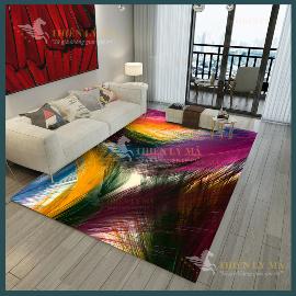 Thảm bàn phòng khách Rmata