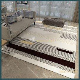 Thảm sofa hiện đại Monaco
