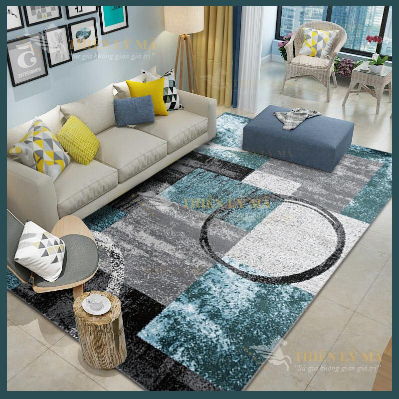 Thảm sofa hiện đại Cal