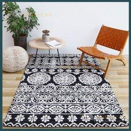 Thảm sofa phòng khách Callula