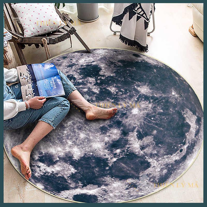 Thảm tròn moti
